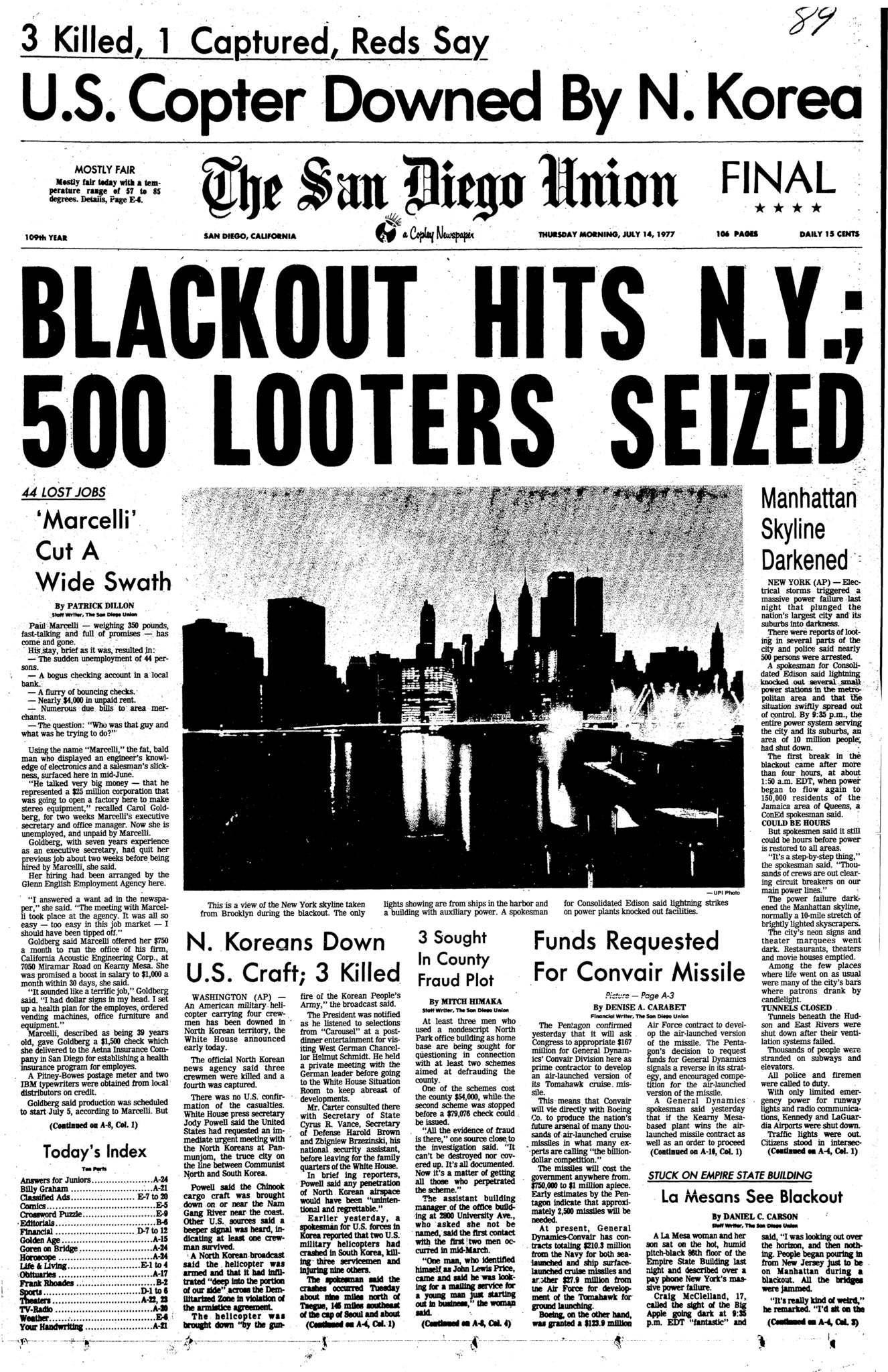 July 14, 1977