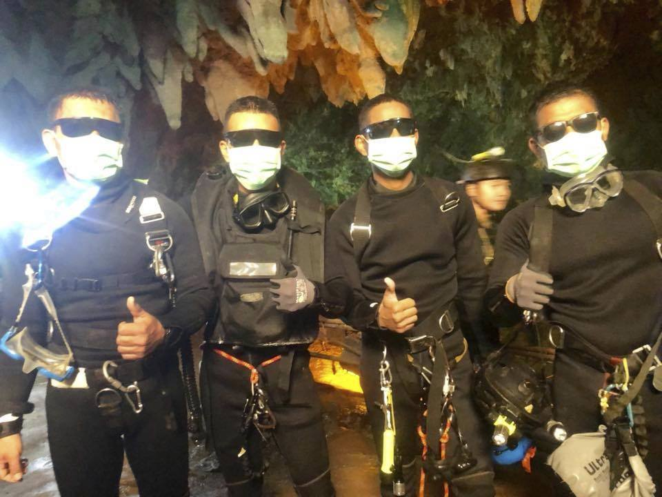 From mission impossible to mission accomplished: Thailand rejoices as last boys rescued from cave