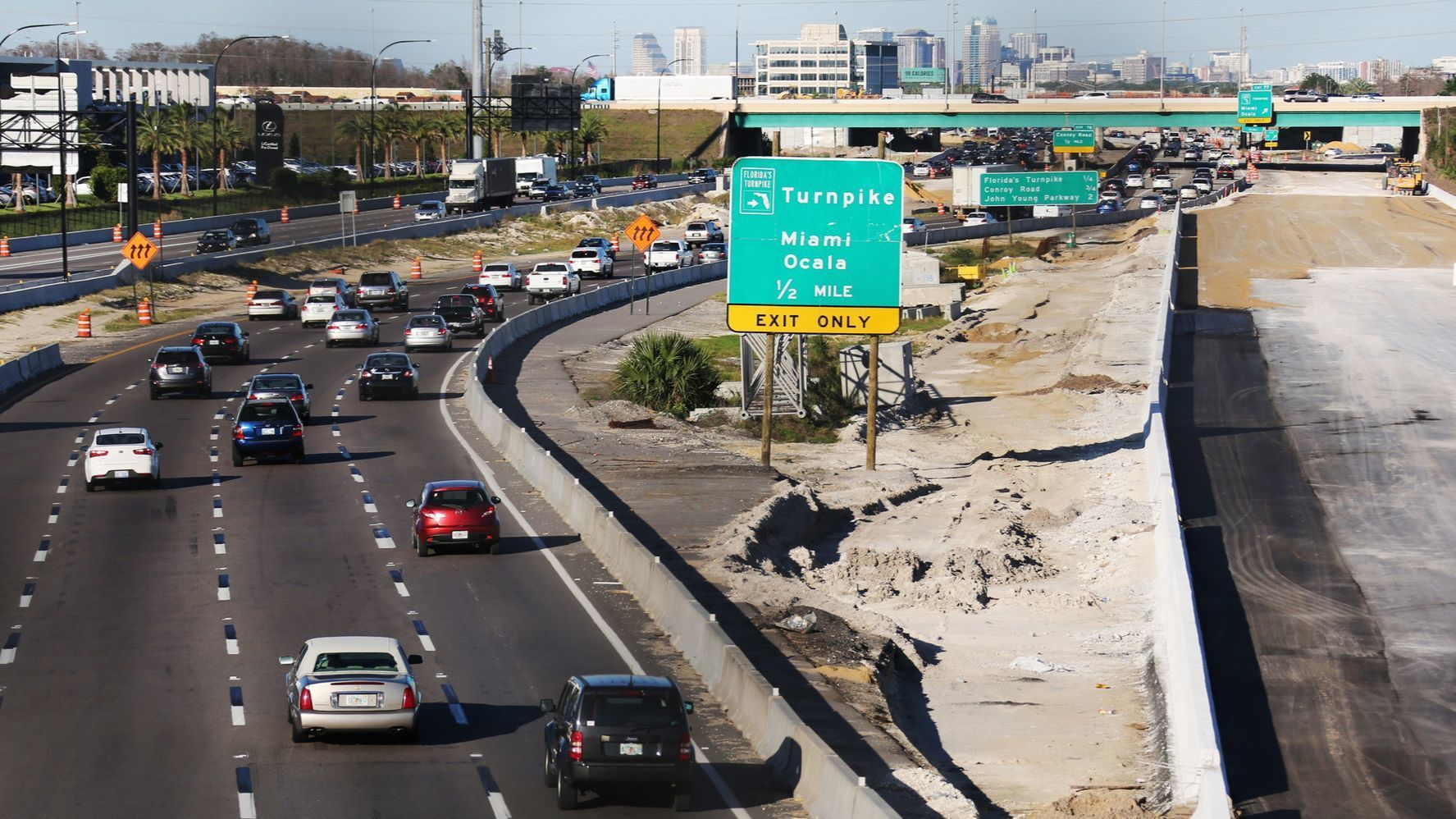 I-4 damage claims