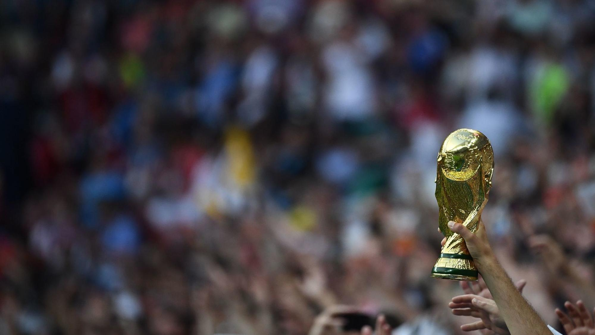 The World Cup Works Fine With  Teams But Fifa Is About To Ruin It The Sango Union Tribune