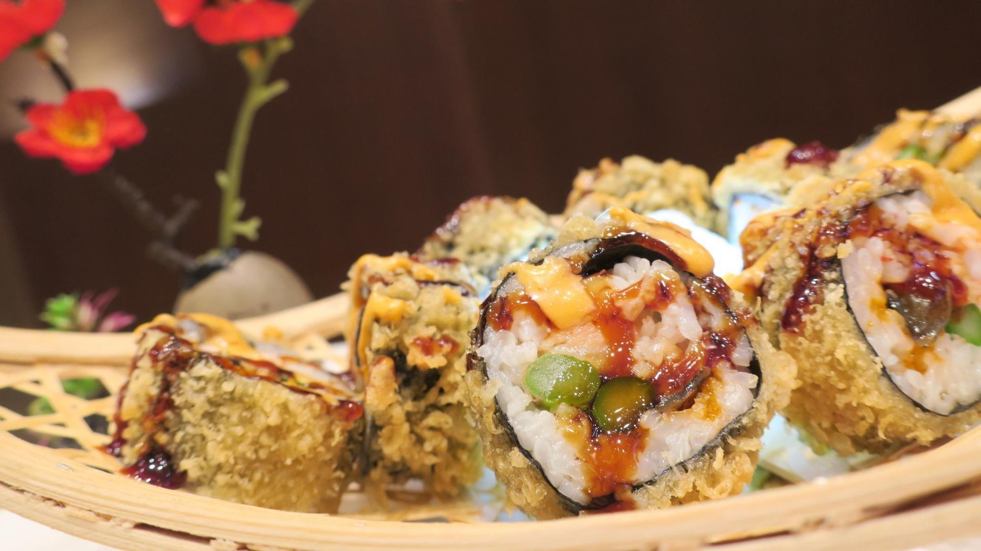 Red Door Opens To Asian Cuisine In Fort Lauderdale Southflorida