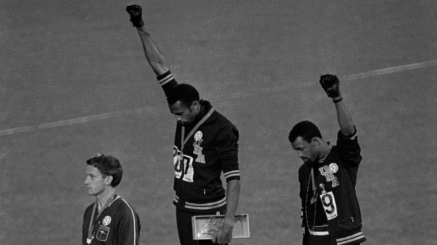 'Standing on the shoulders of giants.' 1968: a year in sports like no other