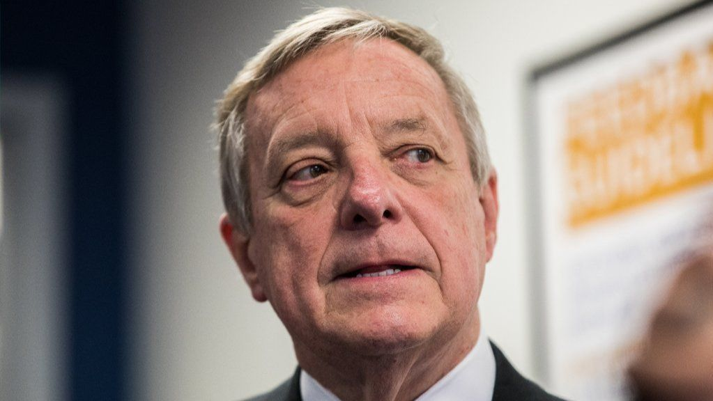 Durbin: More work needed to make sure Russian hack of voter database 'never happens again' | Chicago Tribune