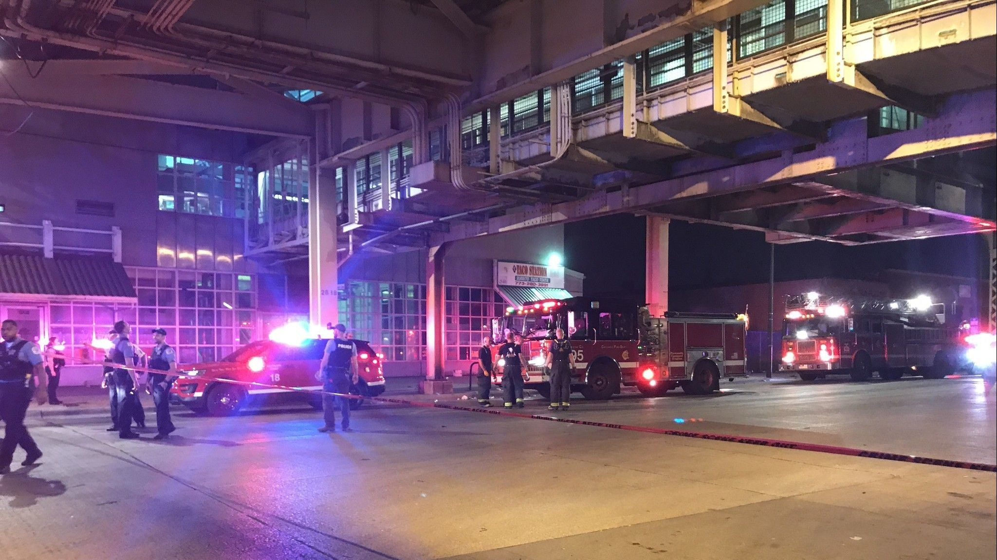 Woman hit, killed by Green Line train | Chicago Tribune