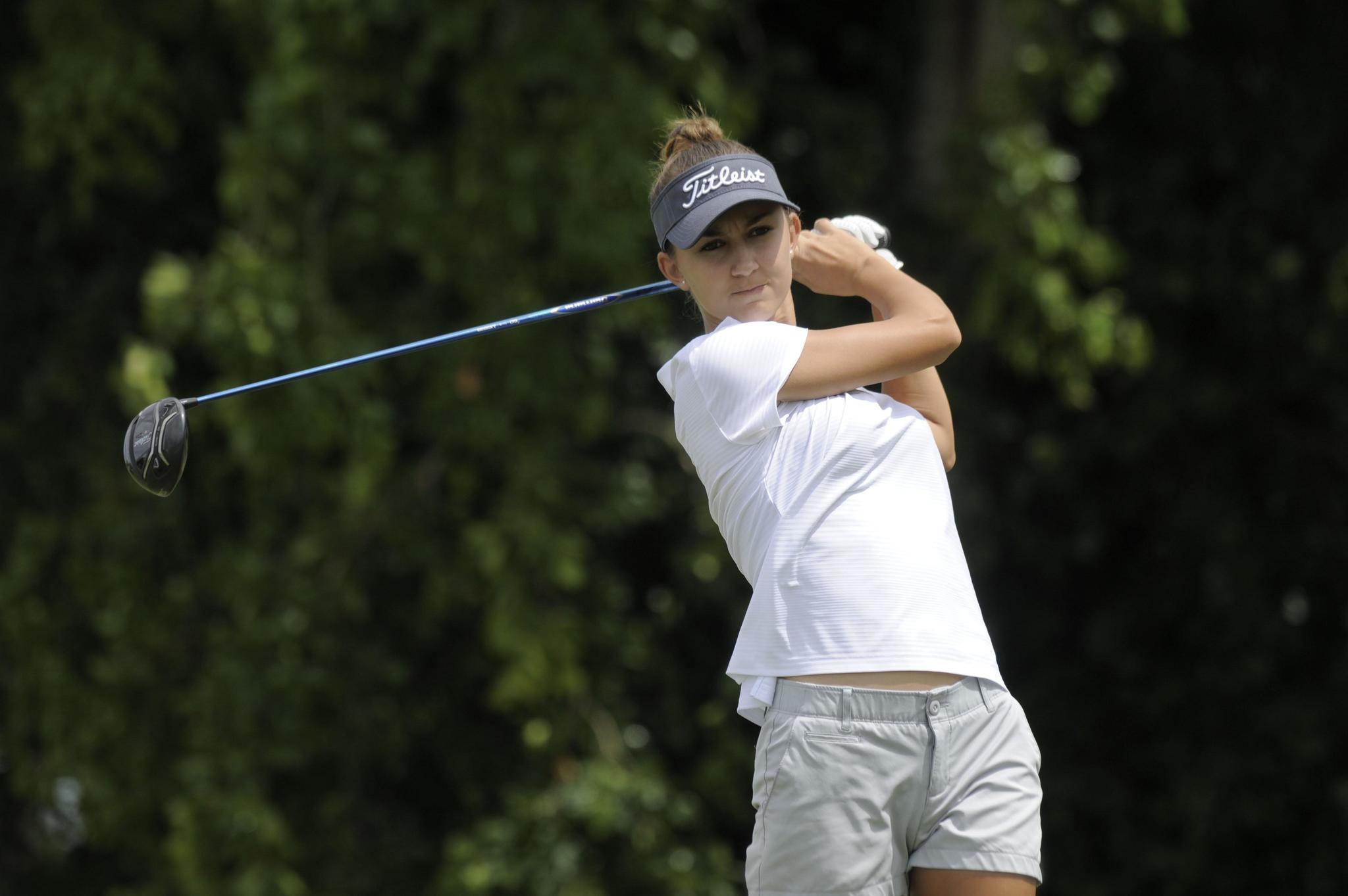 Boca Raton teen golfer making major strides toward LPGA pro tour