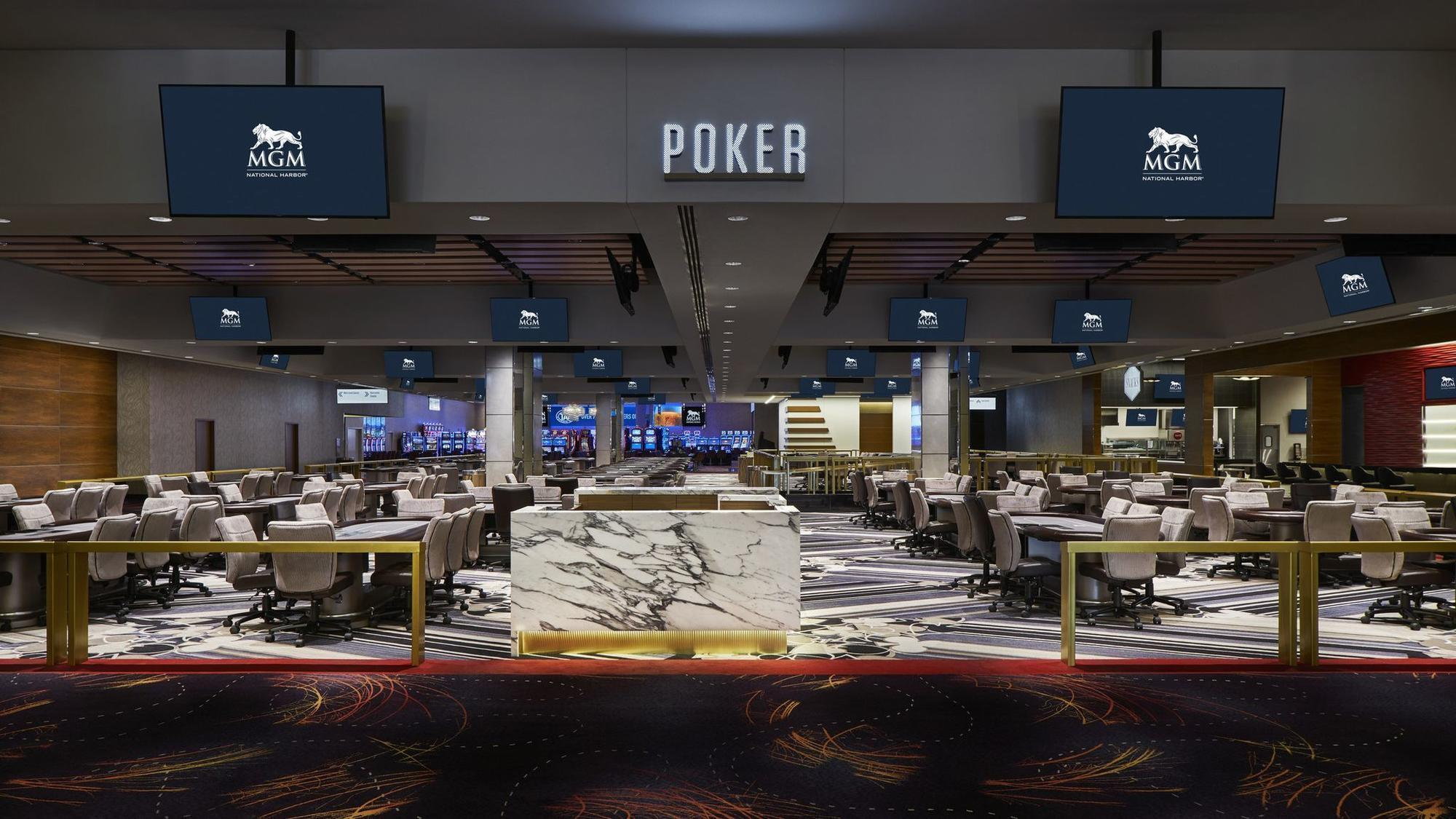 mgm national harbor unveils  48 million expansion of