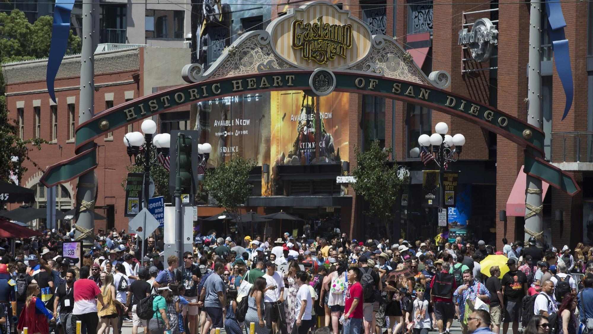 Comic-Con 2018: The ultimate visitor's guide to downtown San Diego