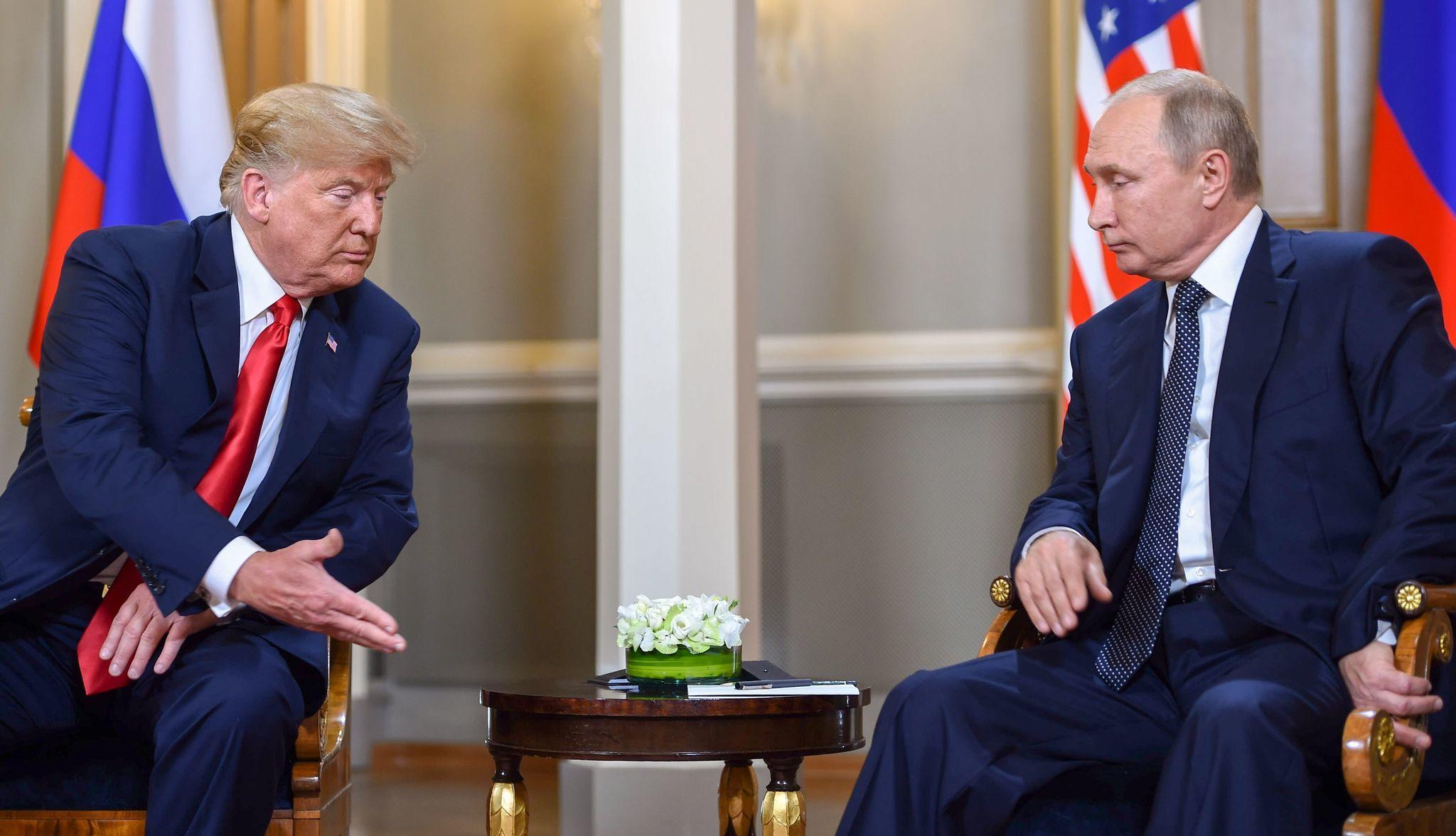 Perhaps Trump should read 'The Art of the Deal'