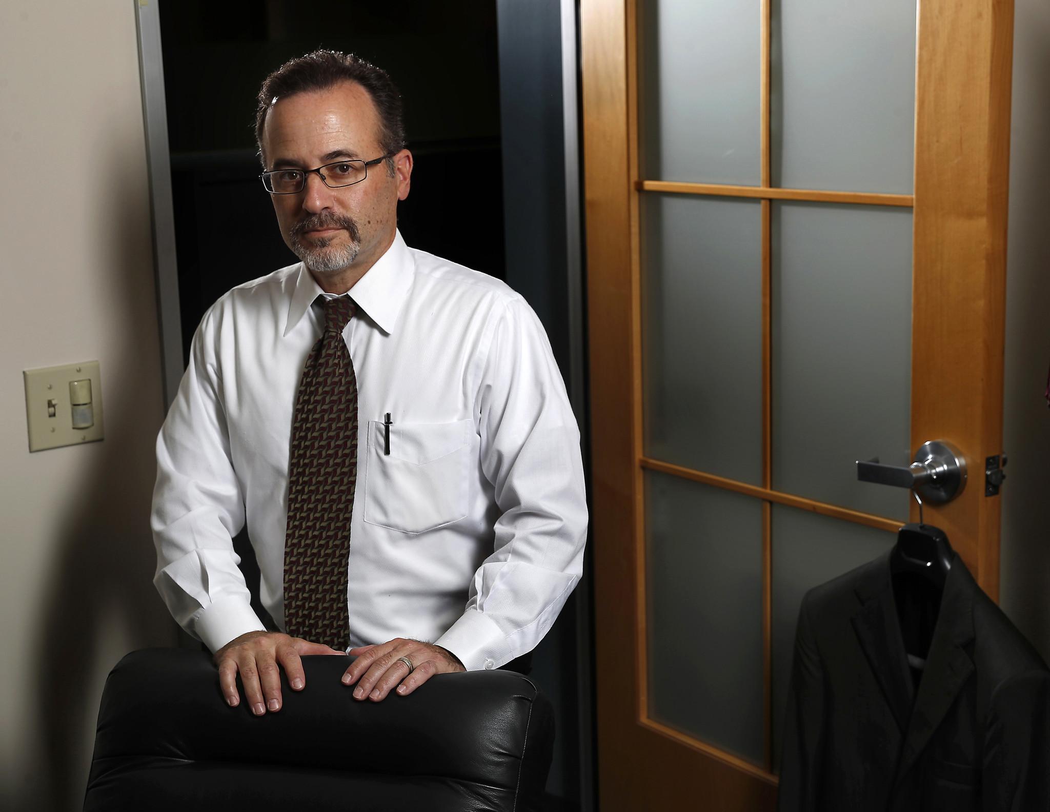 Defense attorney Jeffrey Vallens