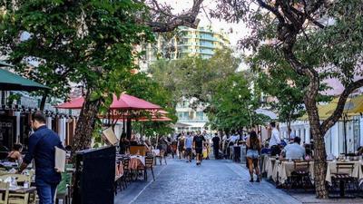 Walk this Way: Why Miami Beach's Española Way is worth a visit | Video