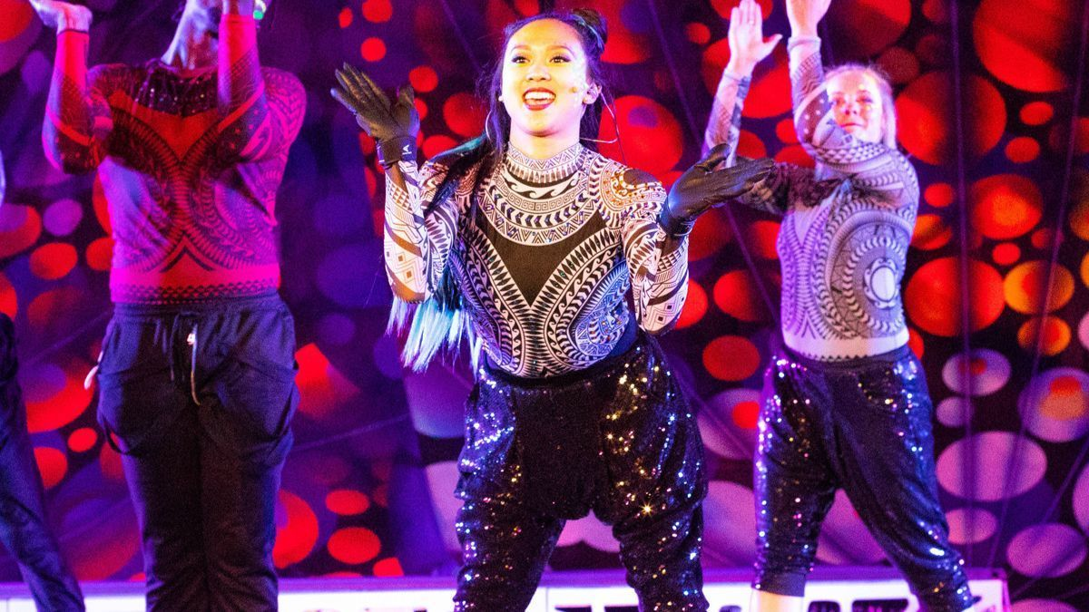 Christine Peng-Peng Lee came to UCLA on crutches and left as a champion