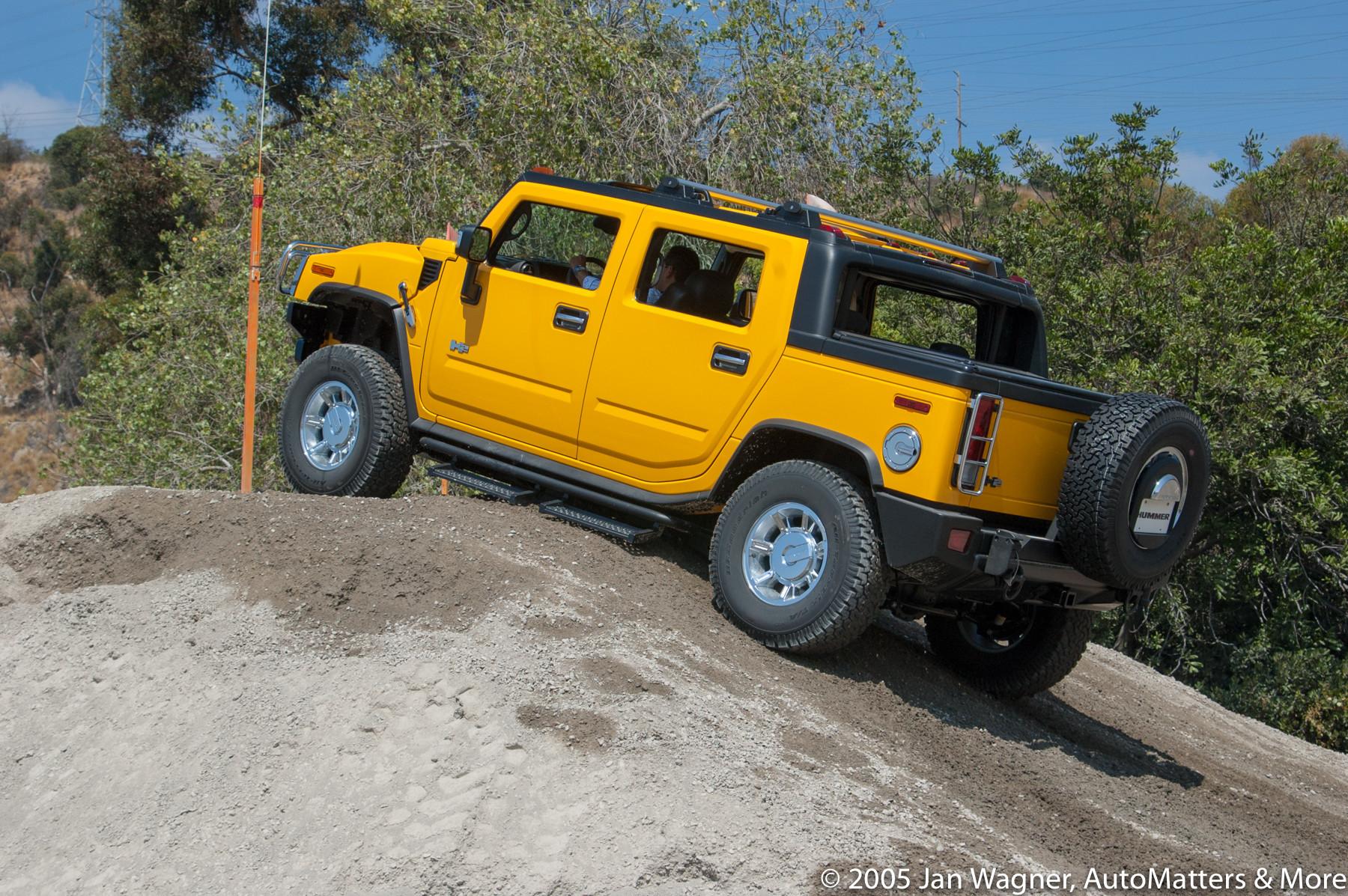 Hummer drive