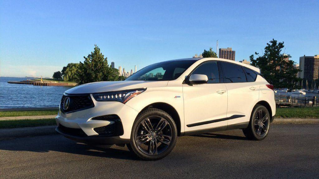 2019 Acura Rdx Compact Crossover Details Make The Difference