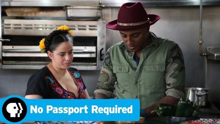 'No Passport Required'