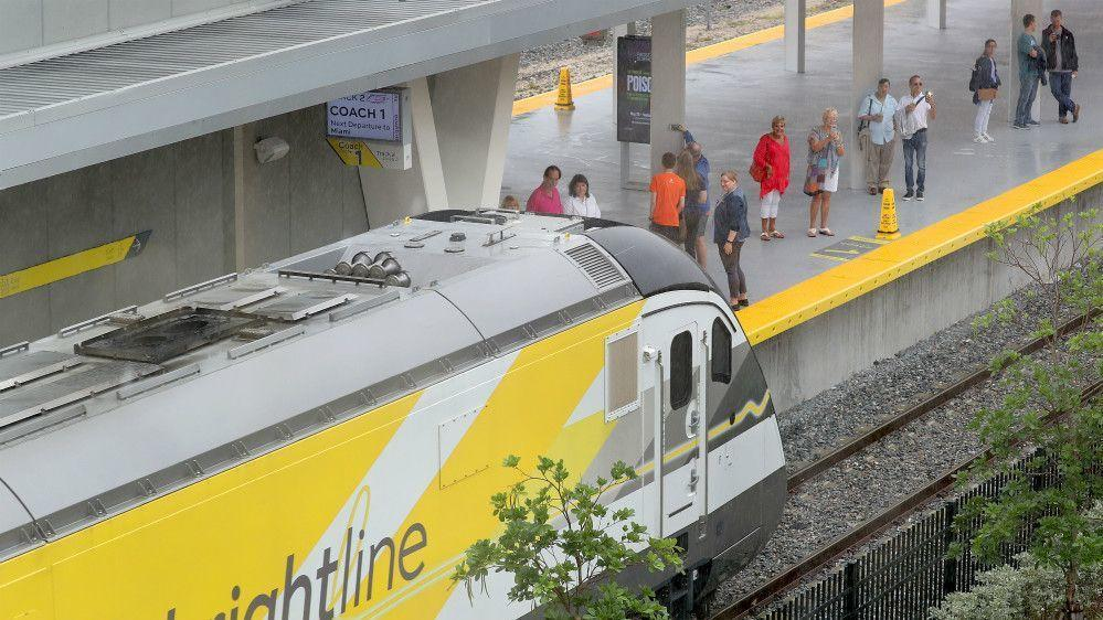 Train Schedule To West Palm Beach
