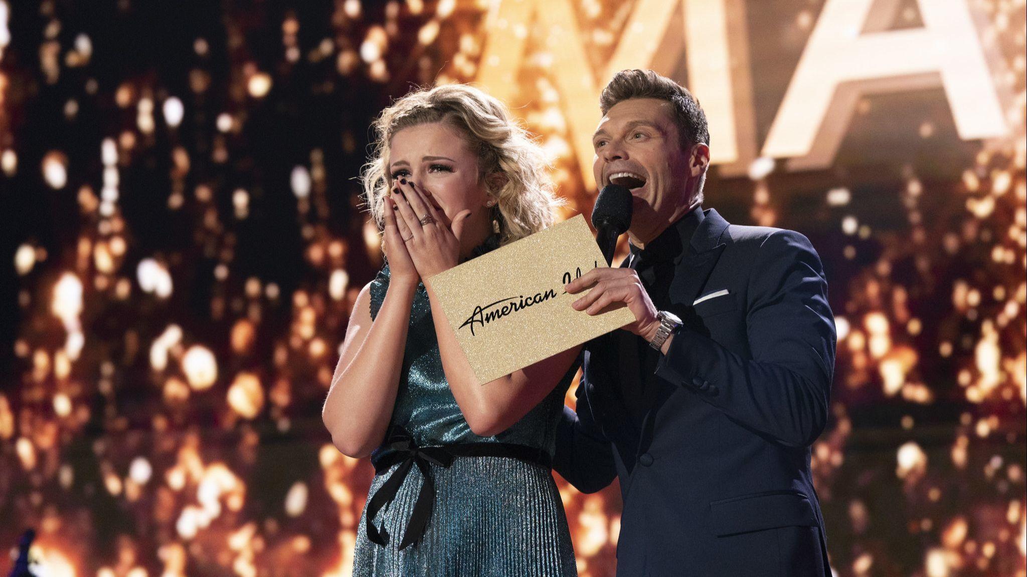 For 'American Idol' winner Maddie Poppe, a wild ride to national stardom