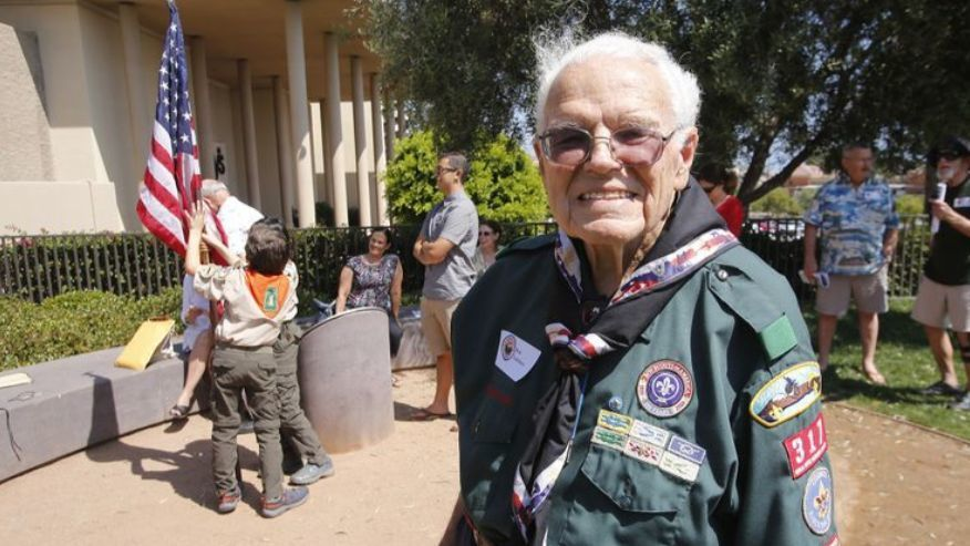 Boy Scouts from 1953 return to site of epic Jamboree: 'I've done nothing like it before or since'
