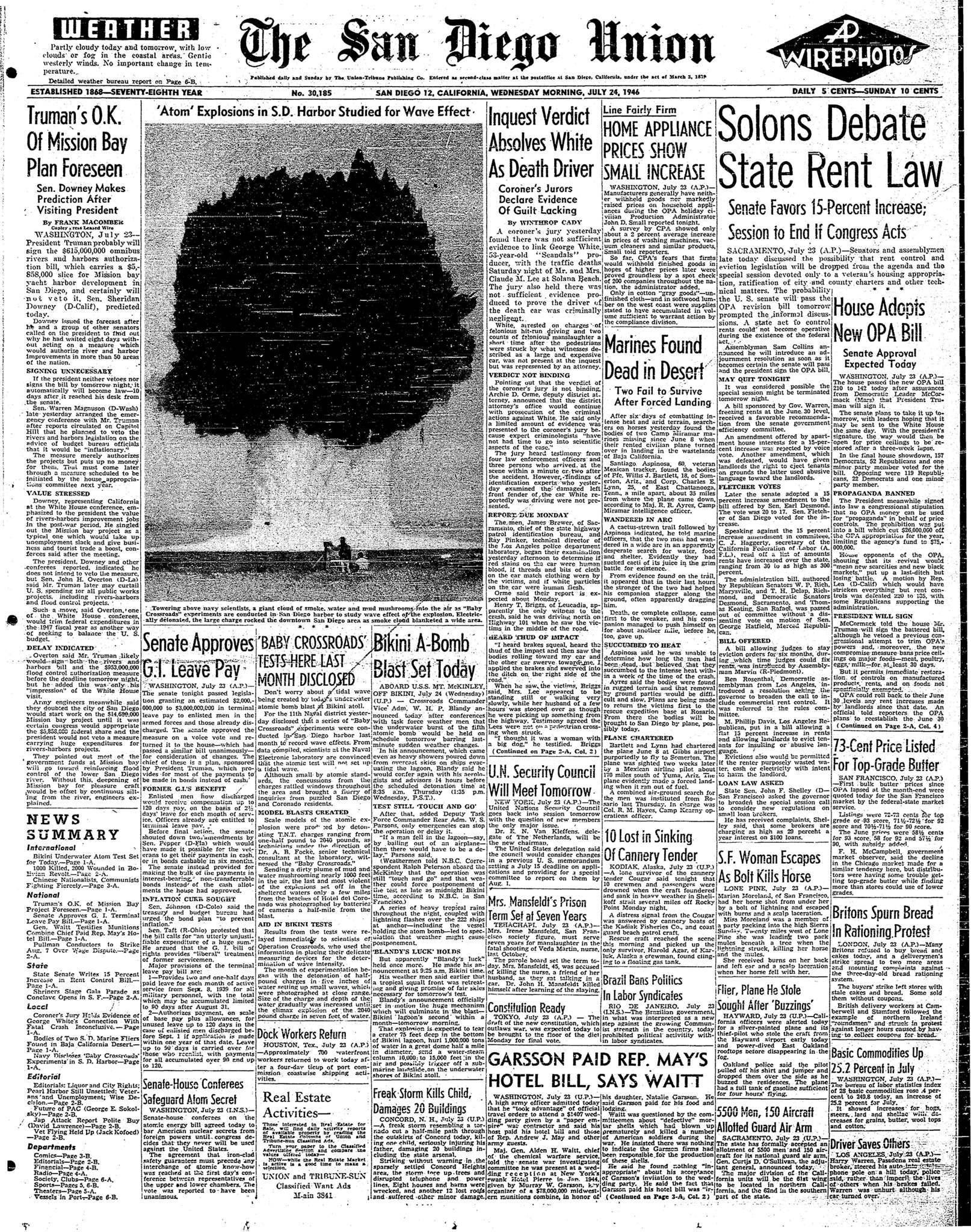 July 24, 1946