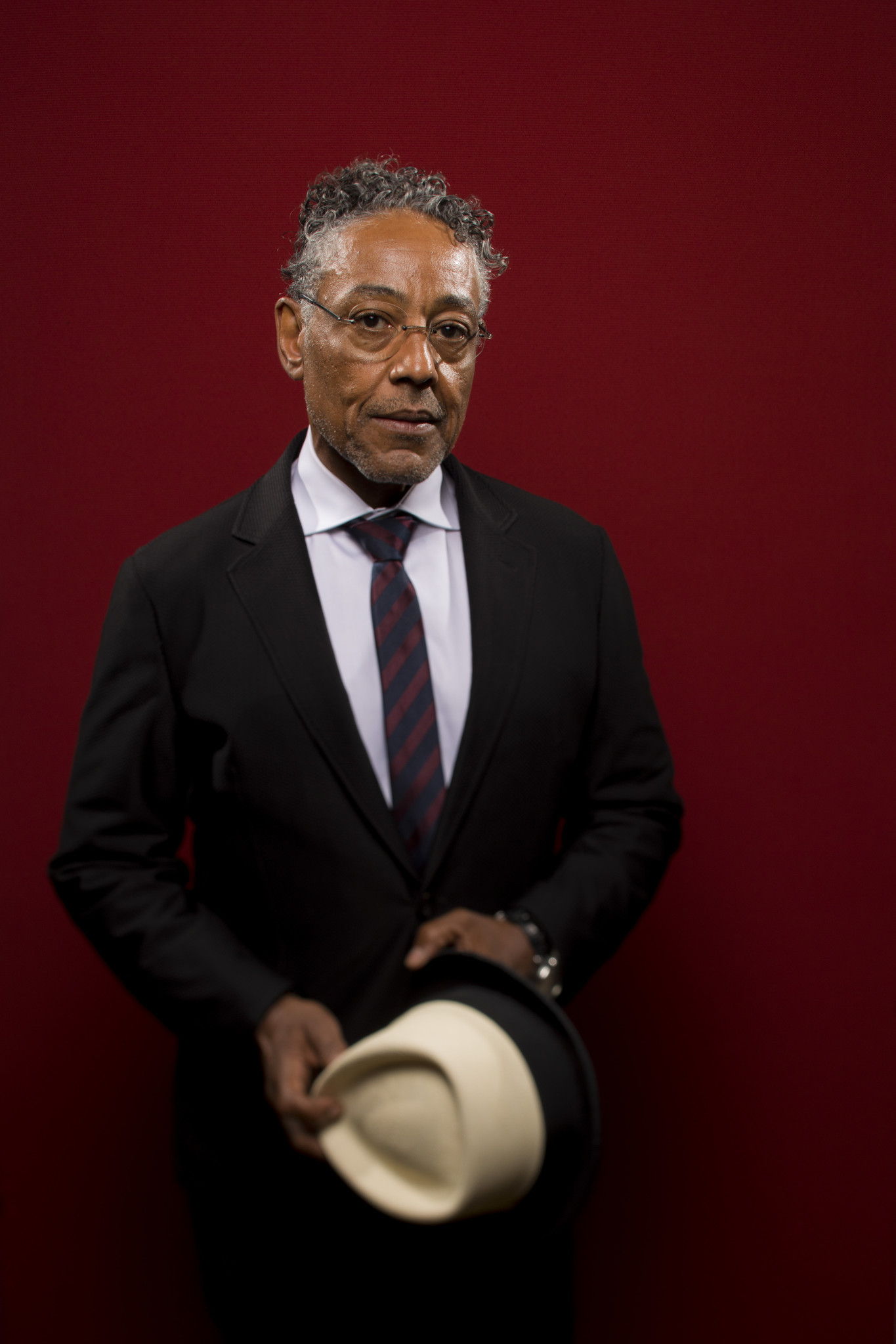 """SAN DIEGO, CALIF. -- JULY 19, 2018-- Giancarlo Esposito from the television series """"Better Call Sau"""