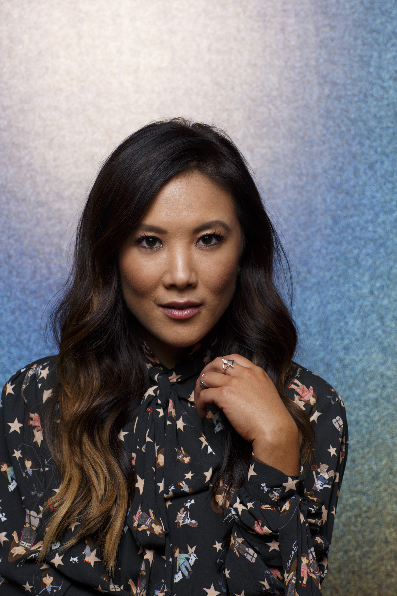 """SAN DIEGO, CALIF. -- JULY 20, 2018-- Ally Maki from the television series """"Marvel's Cloak and Dagge"""