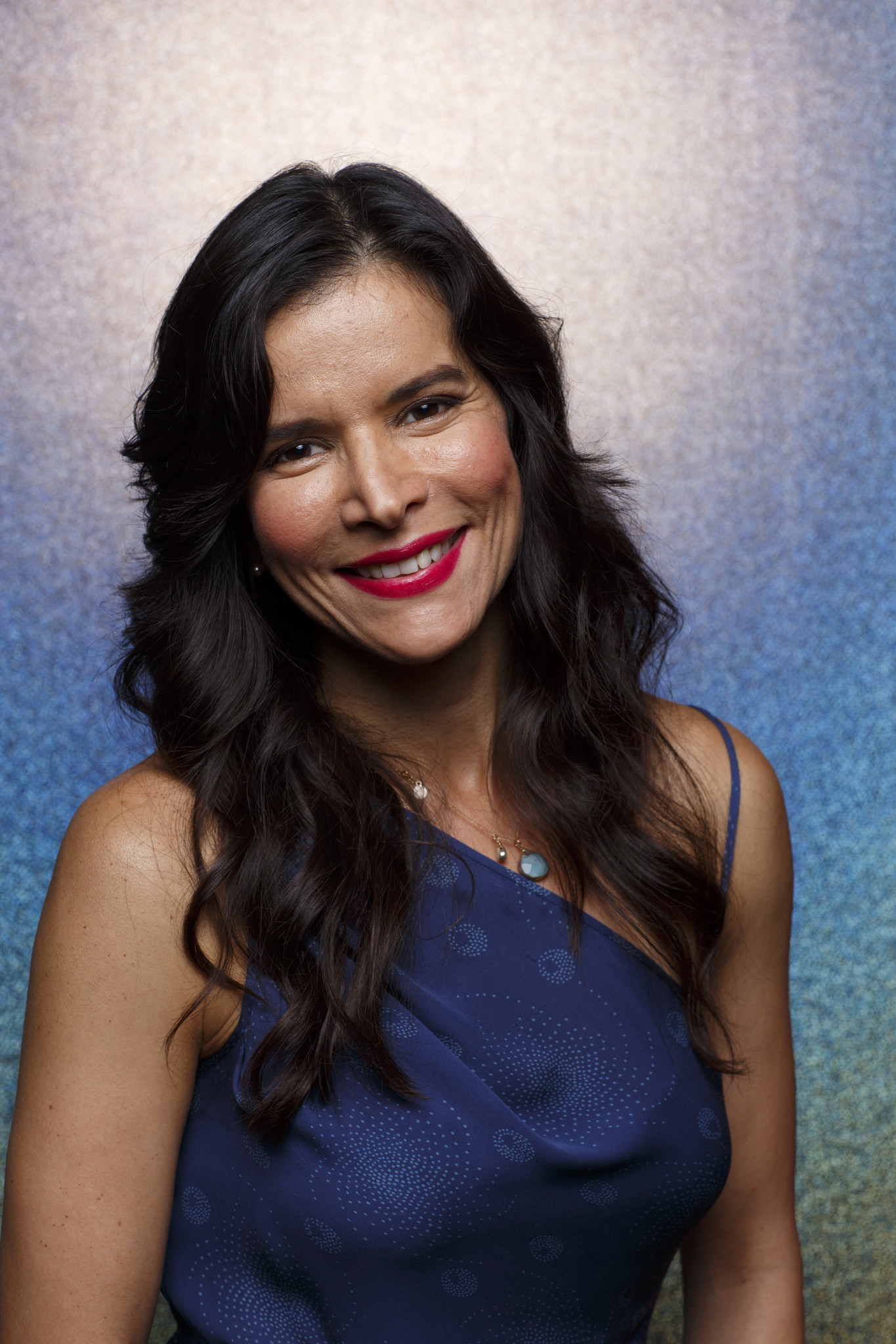 """SAN DIEGO, CALIF. — JULY 19, 2018-- Patricia Velasquez from the film """"The Curse of La LLorona,"""" pho"""
