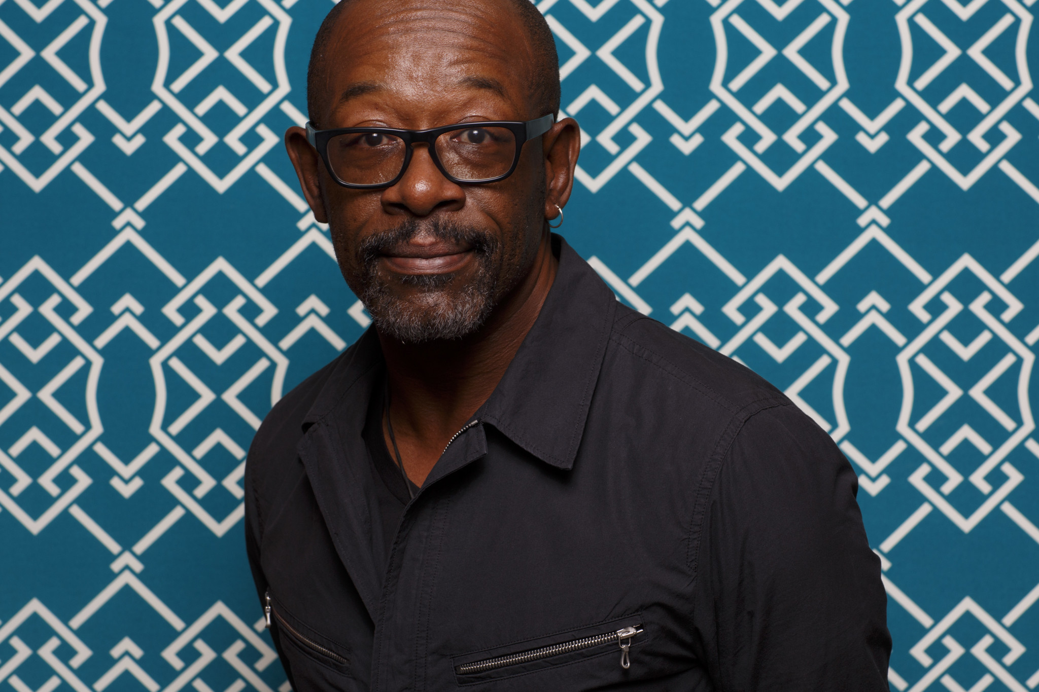 """SAN DIEGO, CALIF. -- JULY 20, 2018-- Lennie James from the television series """"Fear the Walking Dead"""