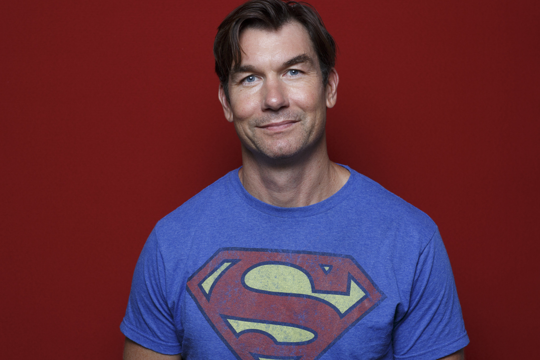 """SAN DIEGO, CALIF. -- JULY 20, 2018-- Jerry O'Connell from the film """"Death of Superman,"""" photographed"""