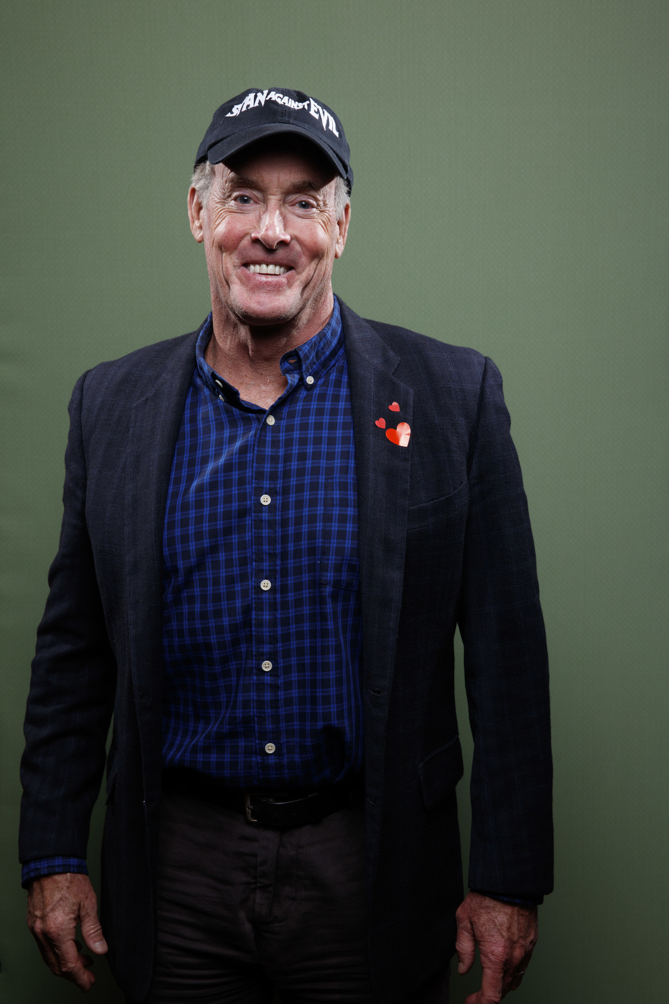 """SAN DIEGO, CALIF. -- JULY 21, 2018-- John C. McGinley from the television series """"Stan Against Evi"""