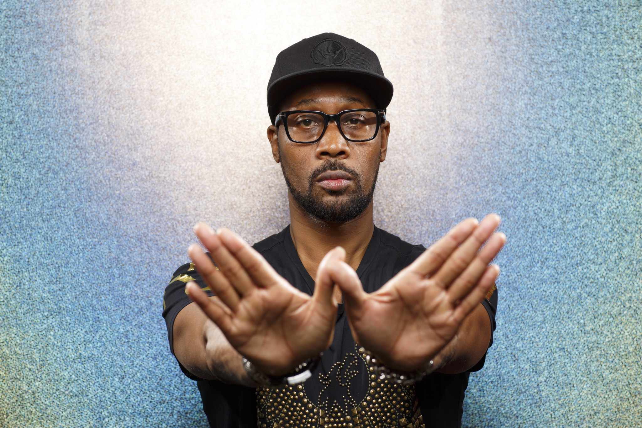 """SAN DIEGO, CALIF. -- JULY 21, 2018-- RZA from the film """"Cut Throat City,"""" photographed in the L.A. T"""