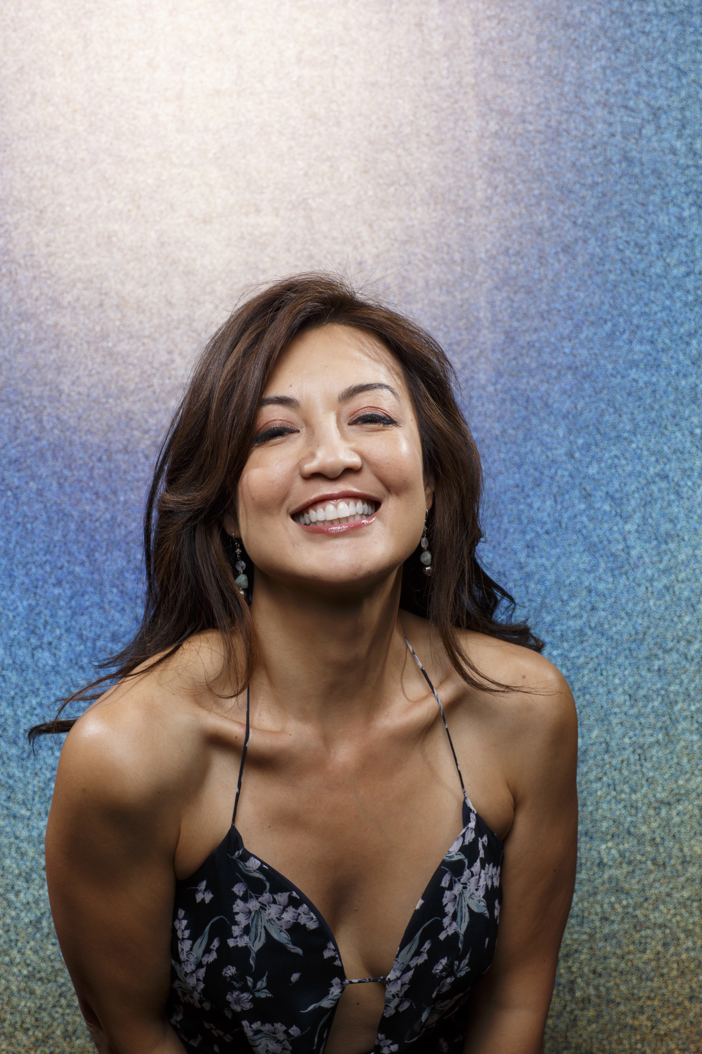 """SAN DIEGO, CALIF. -- JULY 21, 2018-- Ming-Na Wen from the television series """"Agents of SHIELD,"""" phot"""