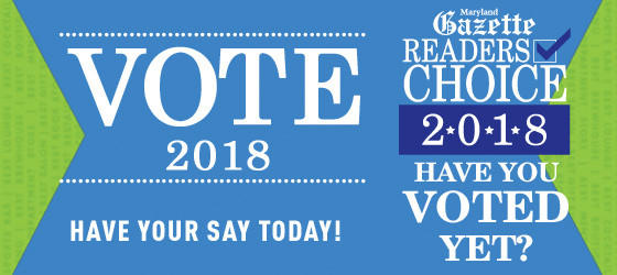 Maryland Gazette Readers' Choice 2018