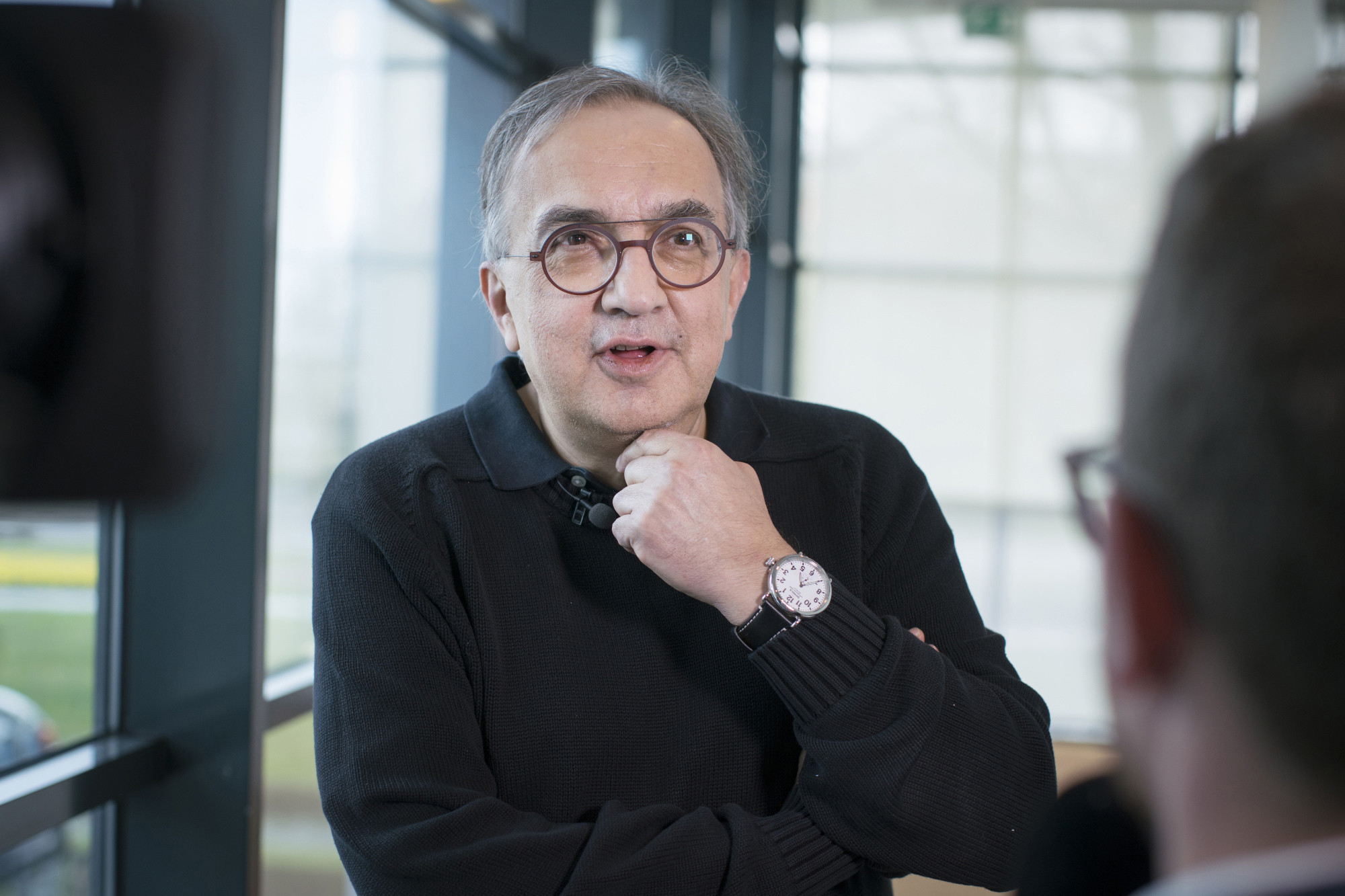 Ex Fiat Ceo Marchionne Gravely Ill In Swiss Hospital