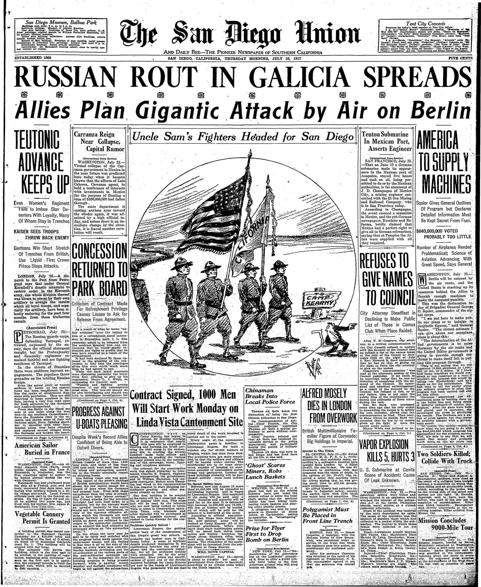 July 26, 1917