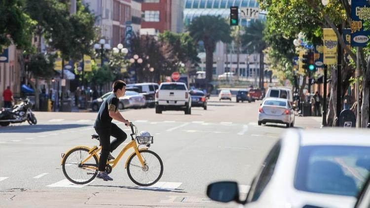 San Diego approves $2.3M for bike network 'missing link' in Carmel Valley