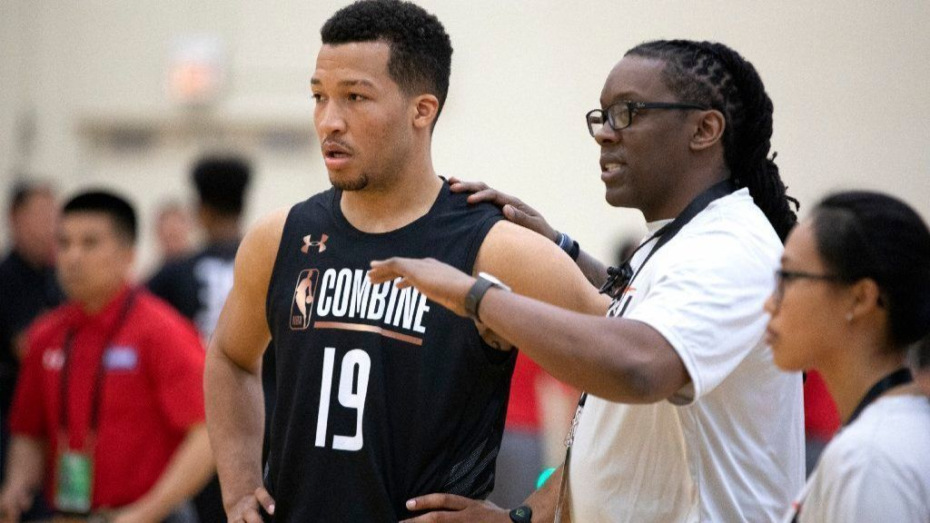 Homecoming king: Jalen Brunson returns to Stevenson on eve of first NBA camp with Dallas Mavericks