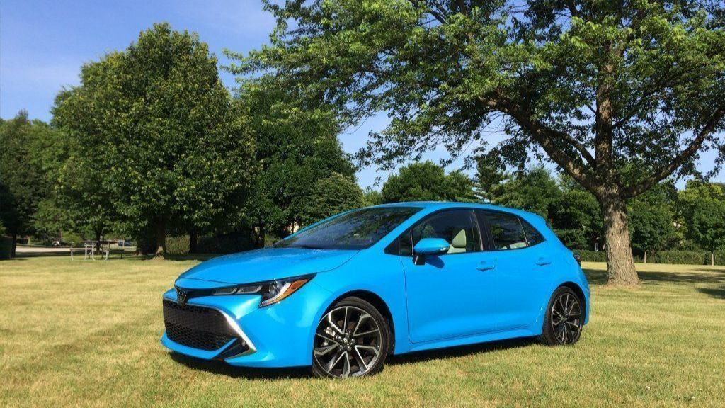 Beautiful 2019 Toyota Corolla Hatchback Is A Fun Alternative To The Small Crossover    Chicago Tribune