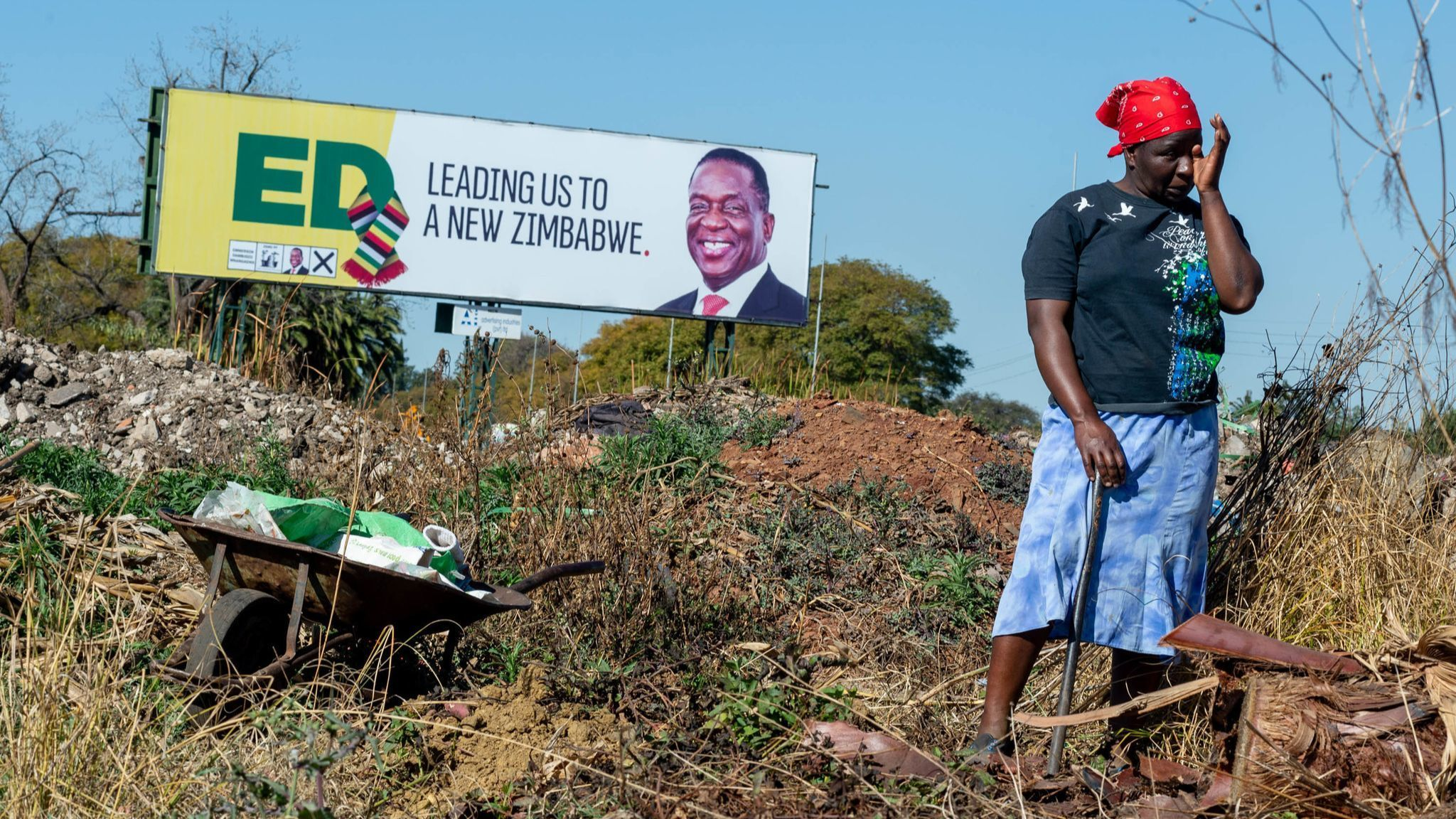 Long memories pose big electoral challenge for the party that has ruled Zimbabwe since independence