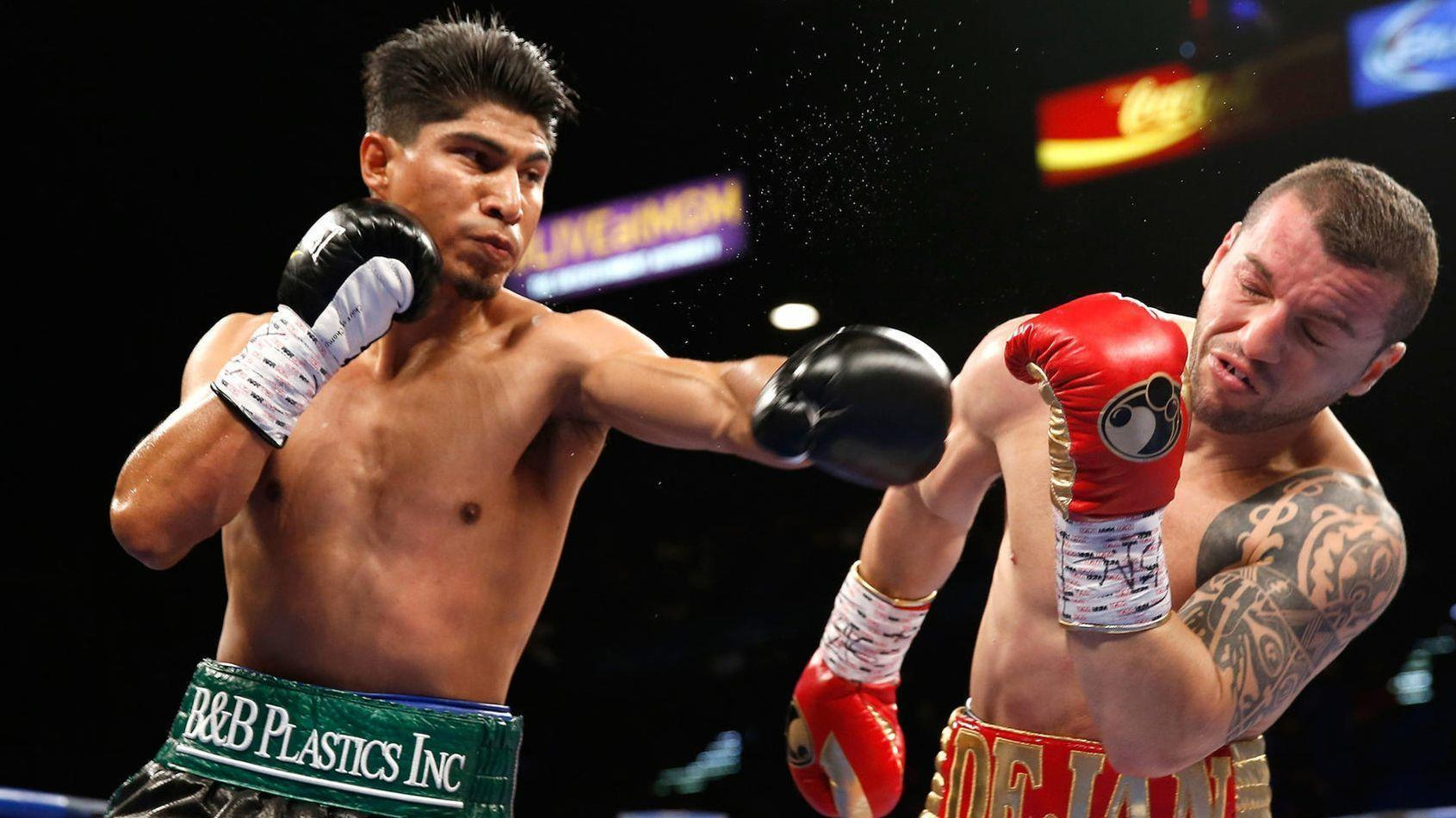 Mikey Garcia, finally heading a hometown fight card, is ready to be boxing's next legend