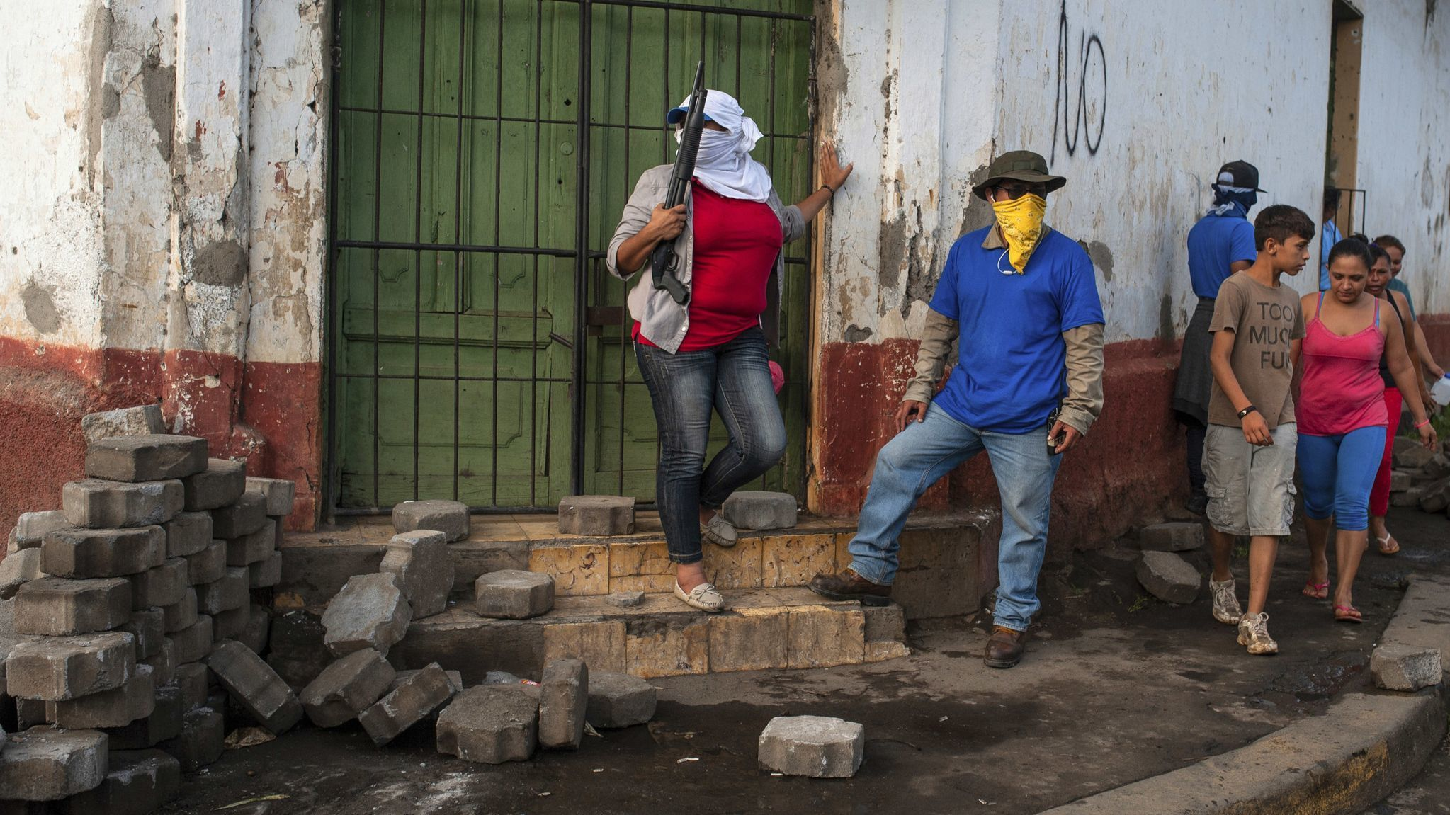 A Nicaraguan city famed for its rebel past is fomenting rebellion again, but now against the Sandinistas
