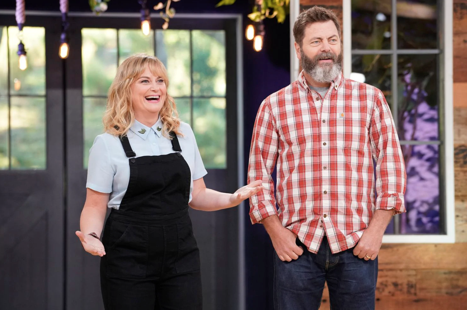 Making It\' review: Amy Poehler craft show is a charming reminder ...