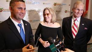 """Carmen Yulín Cruz, la alcaldesa de San Juan, respalda a Nelson y Soto: """"Es un compromiso"""""""