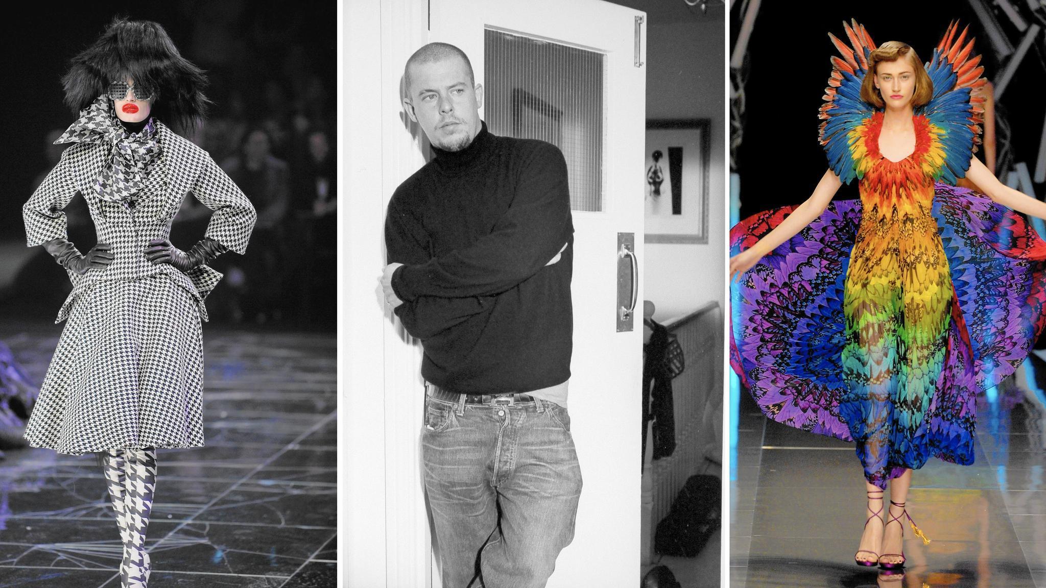 2019 year look- Spotlight: Designer alexander mcqueen