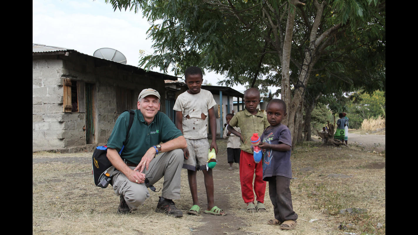 Nonprofit with Towson ties helps breathe 'new life' into seriously ill Tanzanian patients | Baltimore Sun
