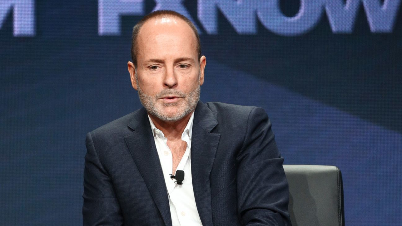 FX chief John Landgraf says 'Peak TV' is still ascending