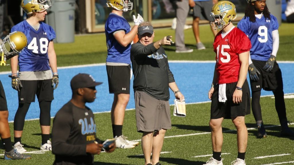 UCLA's Chip Kelly: a private man in a very public role