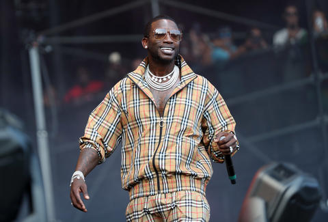 Gucci Mane performs Sunday, Aug. 5, 2018 at Lollapalooza in Grant Park.