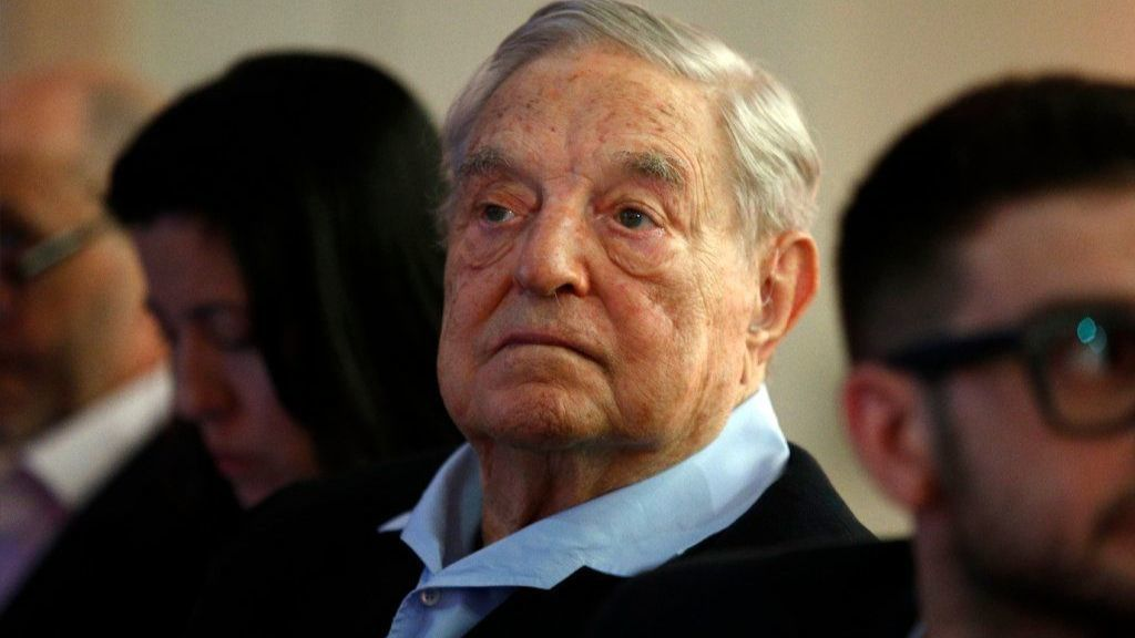 How billionaire philanthropist George Soros became a favorite far-right target, especially in his native Hungary