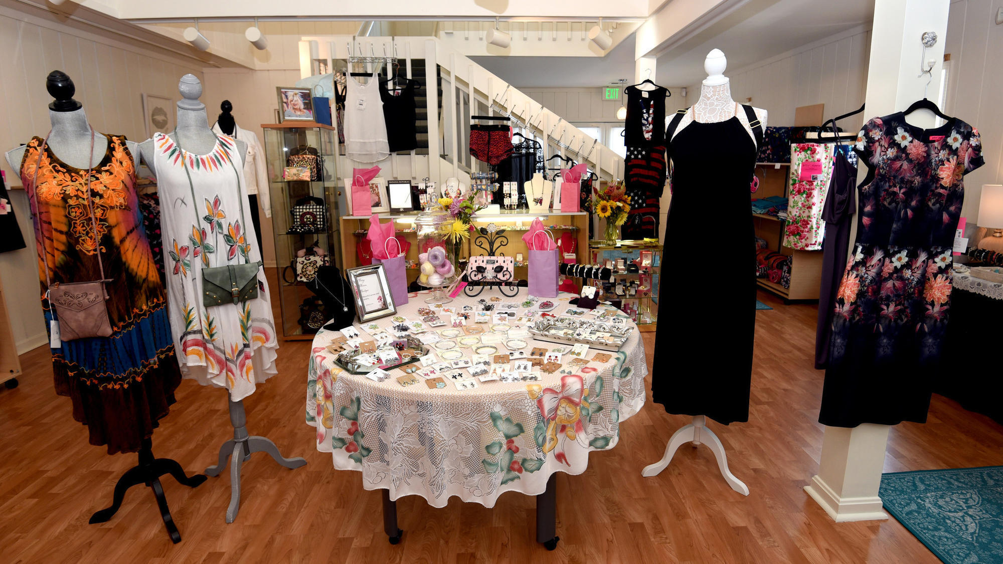 Cherry Blossom Boutique Offers Handmade Jewelry As Well As