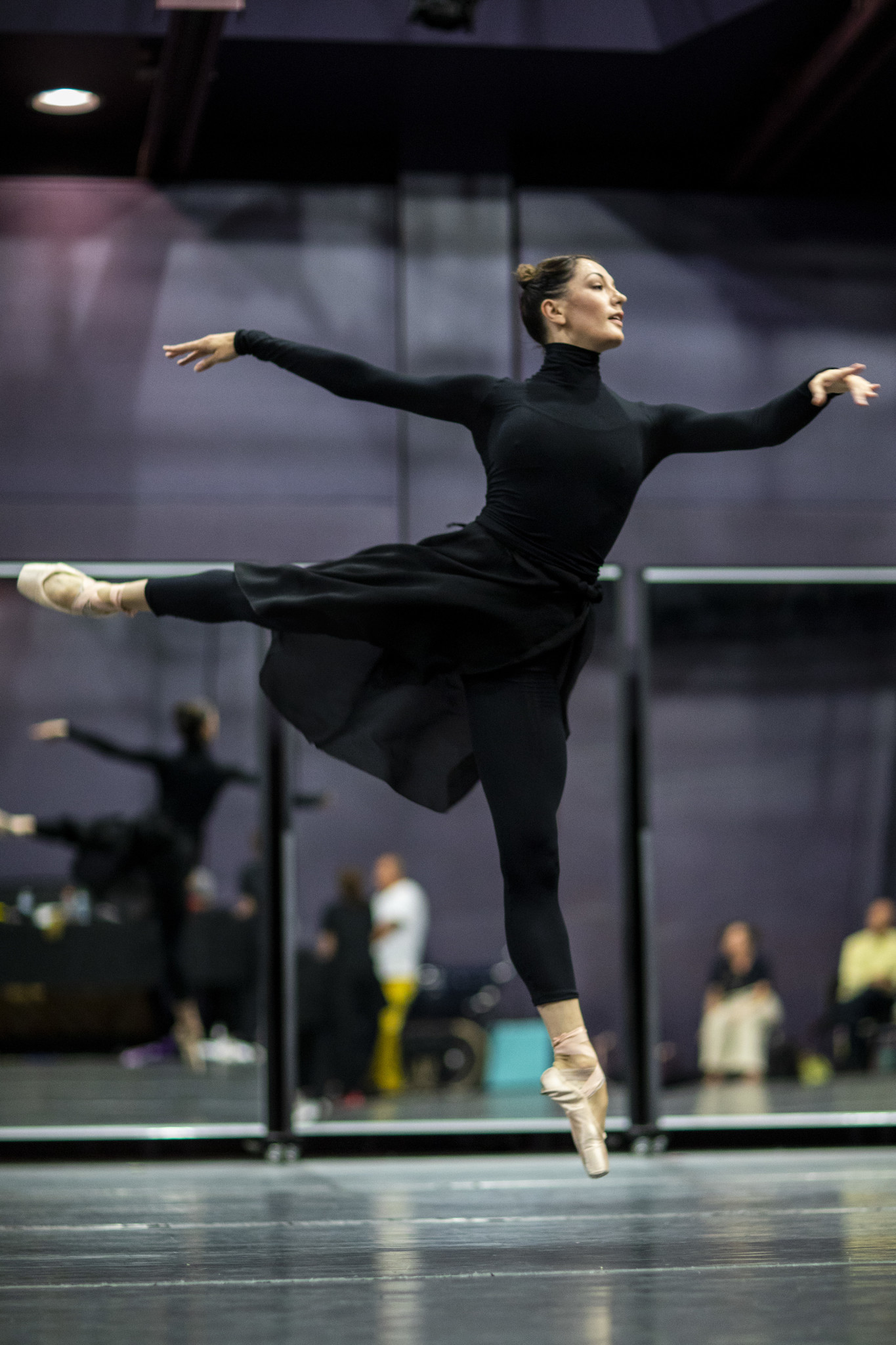 """Isadora,"" the Isadora Duncan ballet"