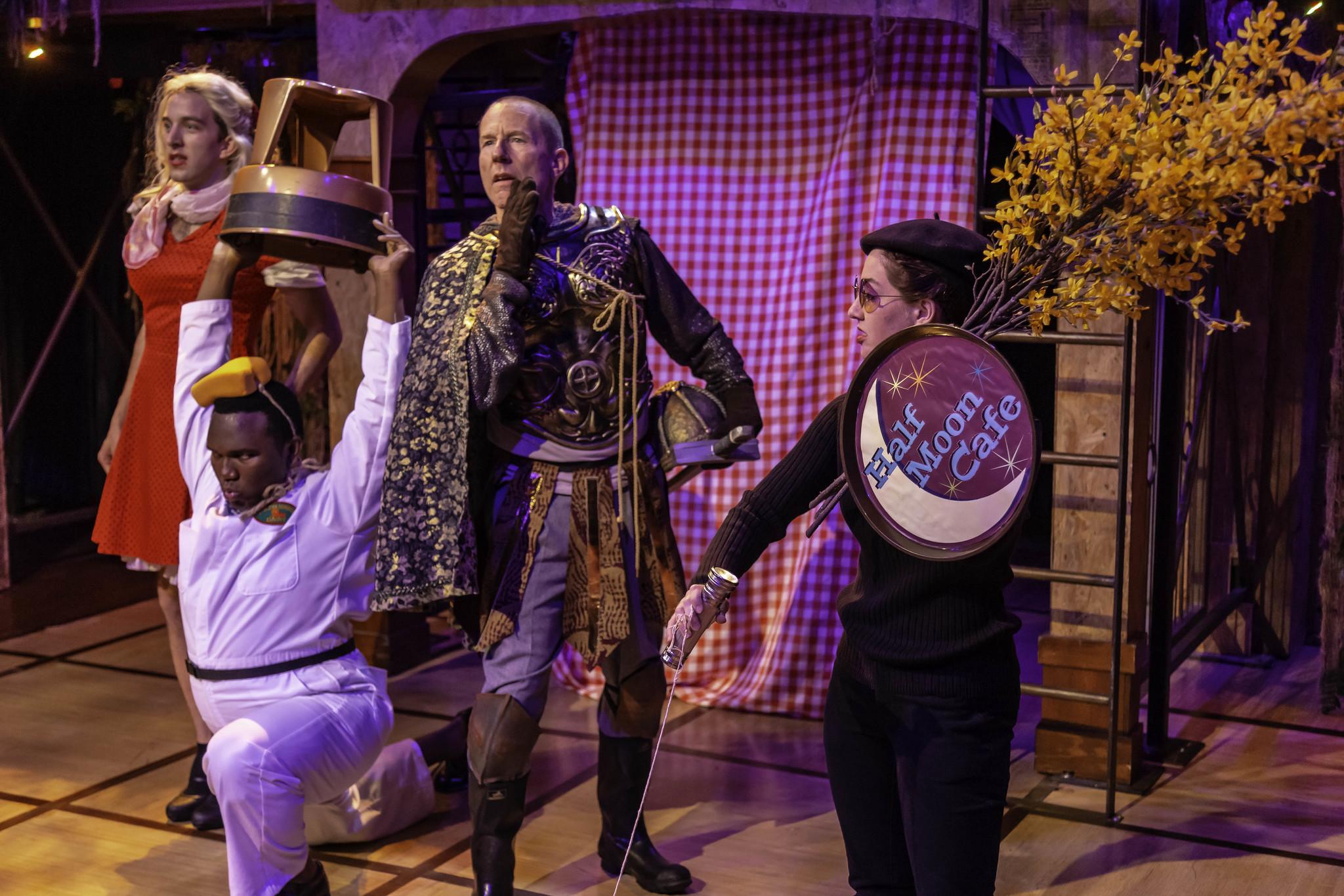 "New Swan Shakespeare Festival's ""A Midsummer Night's Dream"""